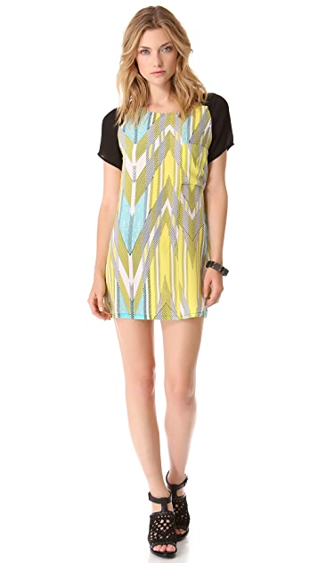 Myne Colby Shift Dress