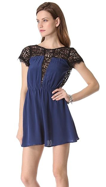 Myne Estelle Lace Dress