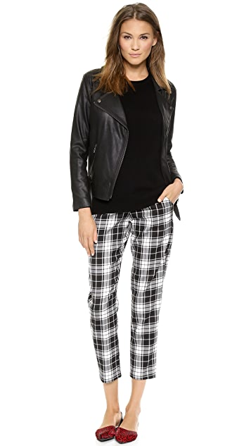 Myne Bowie Midrise Trousers