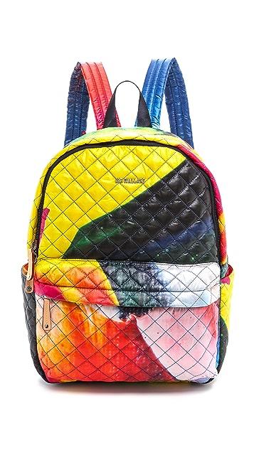 MZ Wallace Cosmic Print Metro Backpack