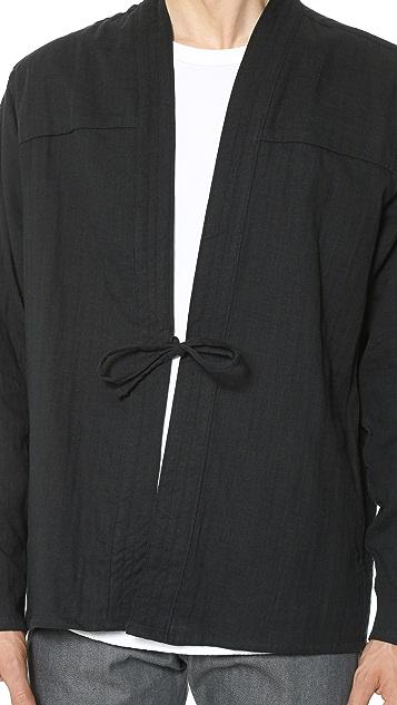 Naked & Famous Kimono Shirt