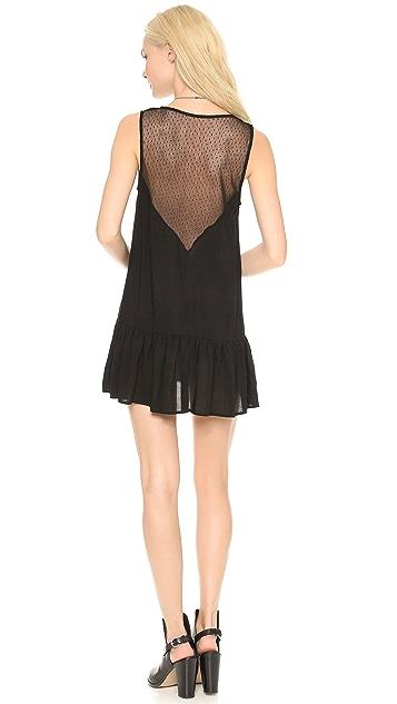 re:named Drop Waist Dress