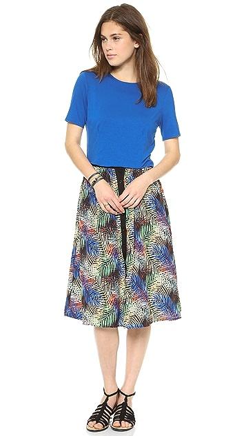 re:named Palm Leaf Skirt