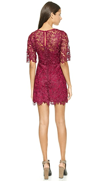 re:named Lace Dress