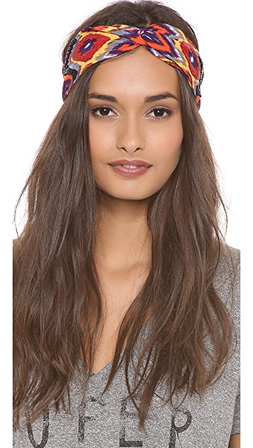 NAMJOSH Sunset Turban Headband