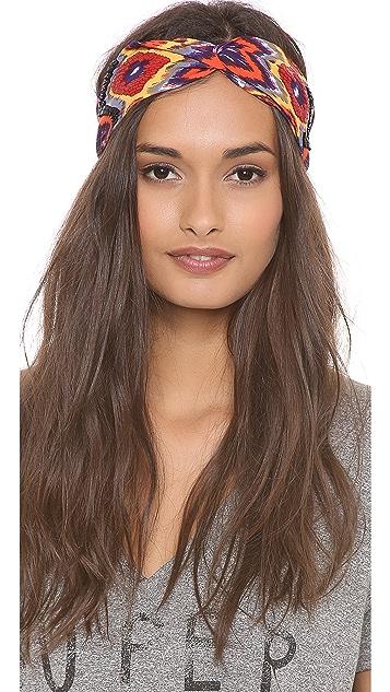 NAMJOSH Sunset Turban Headband