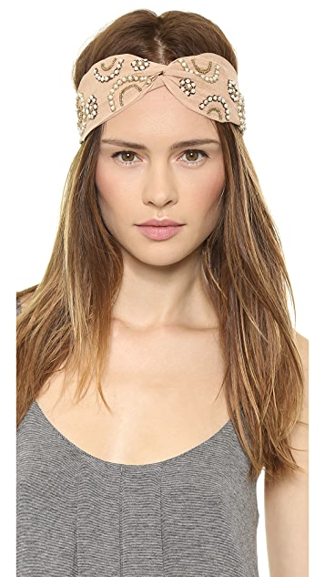 NAMJOSH Turban Headband