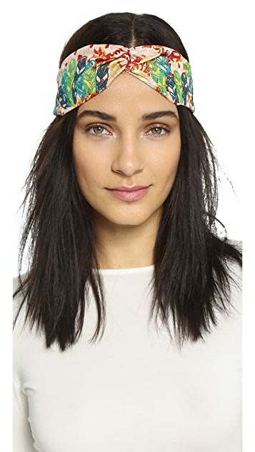 NAMJOSH Rio Turban Headband