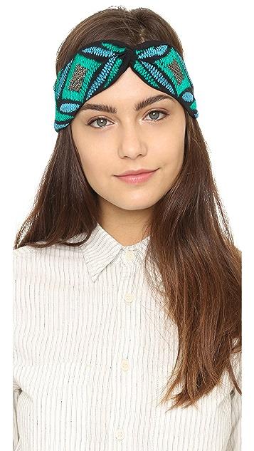 NAMJOSH Cyprus Turban Headband
