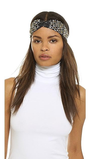 Namrata Joshipura Noon Turban Headband