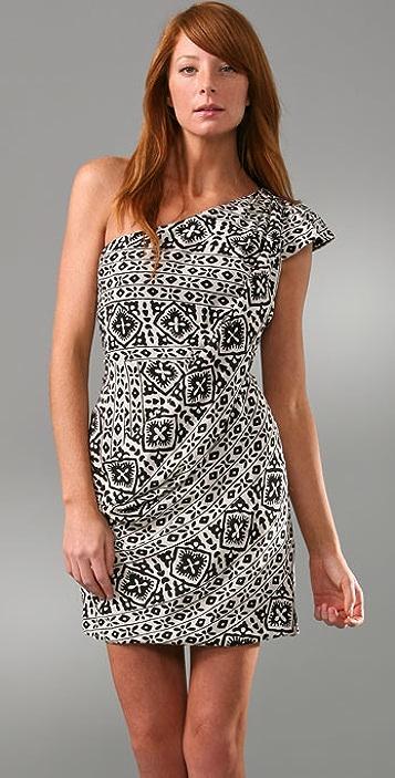 Nanette Lepore Blowout Dress