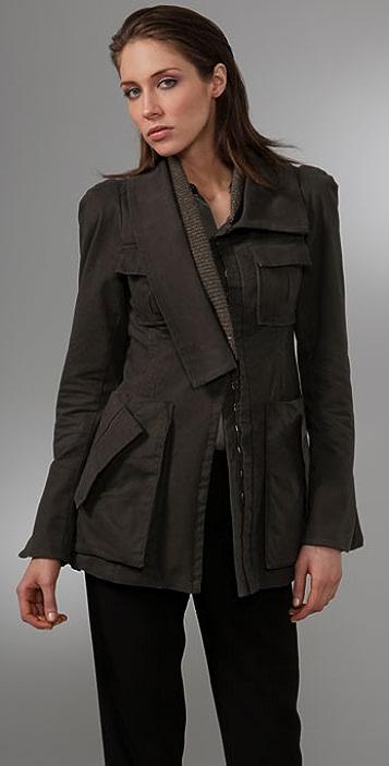 Nanette Lepore Dr. No Jacket