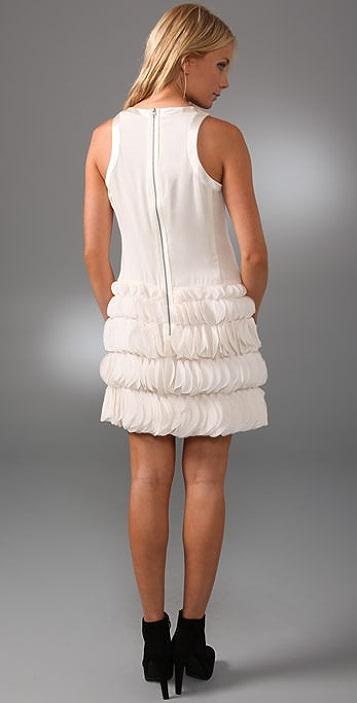 Nanette Lepore Madam Spy Shift Dress