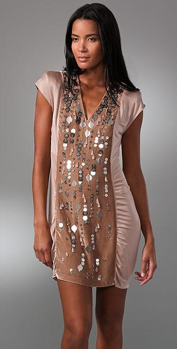 Nanette Lepore Mosaic Dress