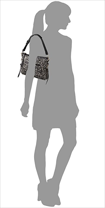 Nanette Lepore Giraffe Chain Clutch