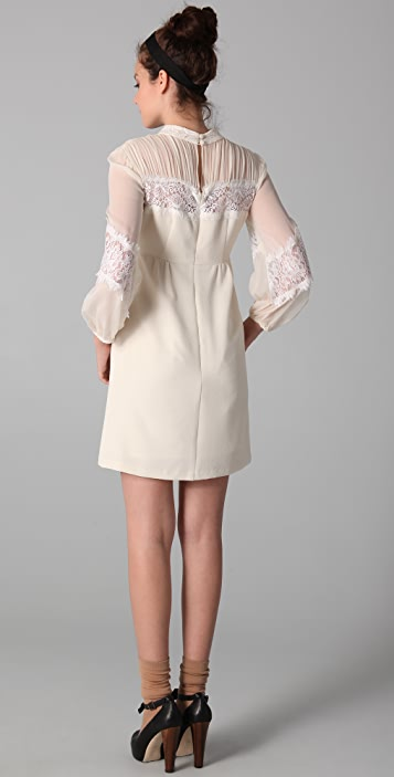 Nanette Lepore Ponderous Dress