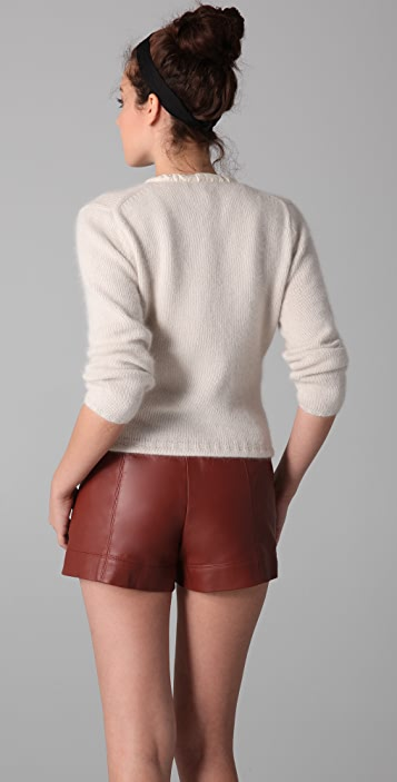 Nanette Lepore Peppery Cardigan Sweater