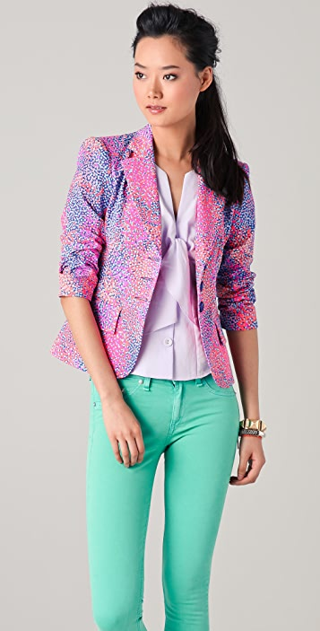 Nanette Lepore First Dance Blazer
