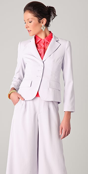 Nanette Lepore Prep School Jacket