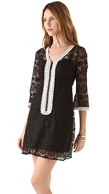 Nanette Lepore French Lace Dress