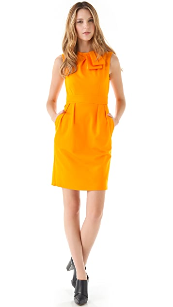 Nanette Lepore Waterfall Dress