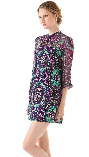 Nanette Lepore Hot to Trot Dress