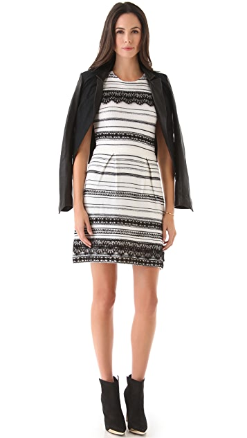 Nanette Lepore Peace & Soul Sweater Dress