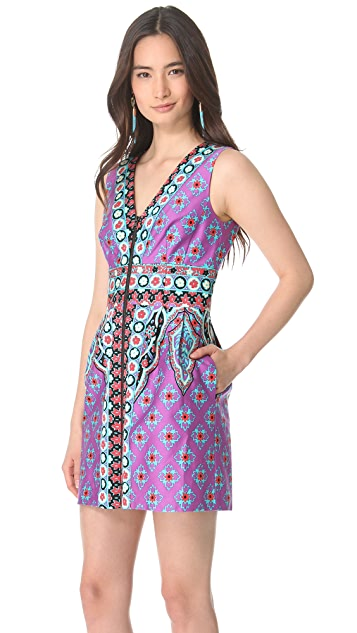 Nanette Lepore Funky Dress