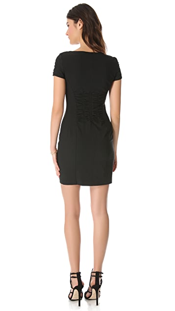 Nanette Lepore Rattlesnake Dress
