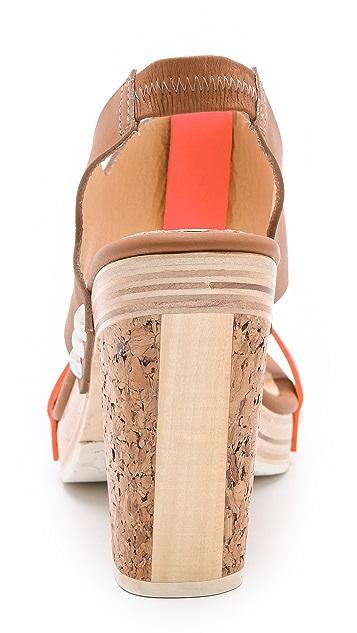 Nanette Lepore Highball Heel Sandals