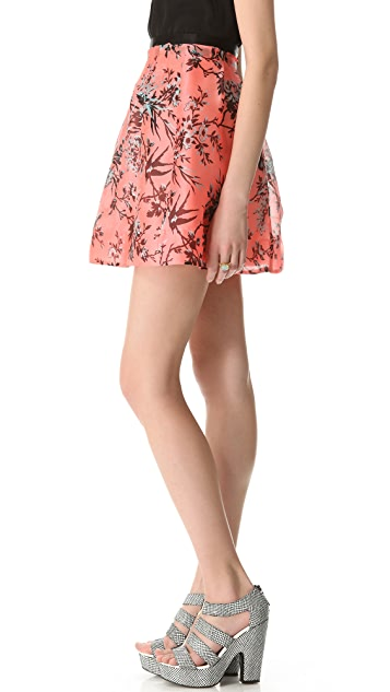 Nanette Lepore Digital Skirt