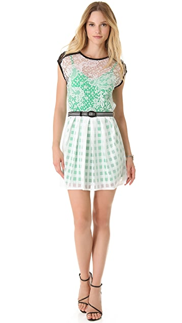 Nanette Lepore Just Dance Dress