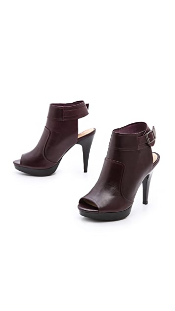 Nanette Lepore Manhunter Booties