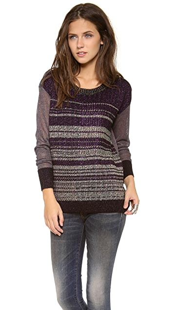 Nanette Lepore Night Sky Sweater