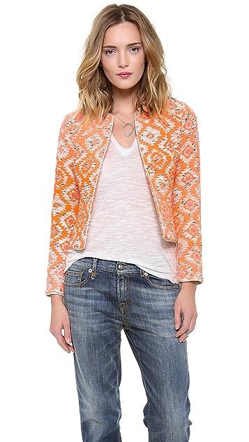 Nanette Lepore Great Plains Jacket