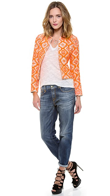 Nanette Lepore Great Plains Jacket