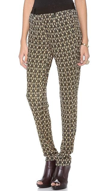 Nanette Lepore Suhtai Printed Pants