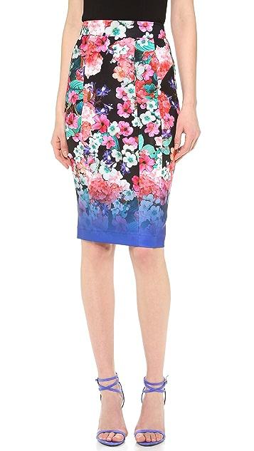 Nanette Lepore Wipe Out Skirt