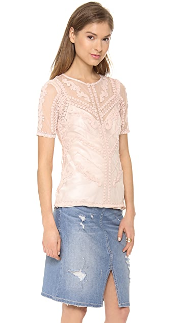 Nanette Lepore Imagination Top