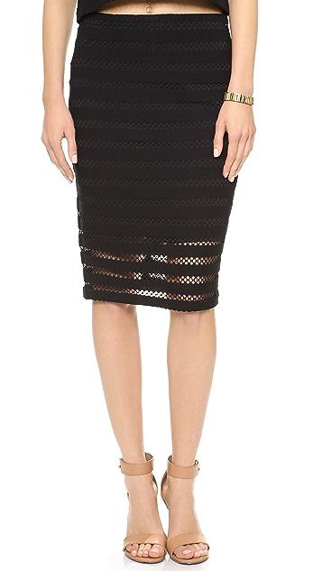 Nanette Lepore Sojourn Skirt