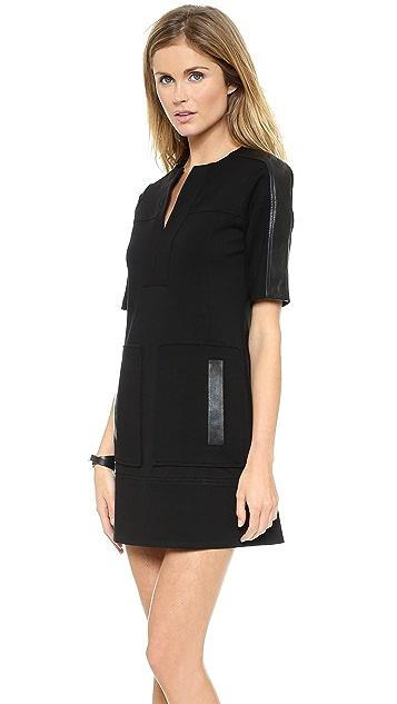Nanette Lepore Academic Shift Dress