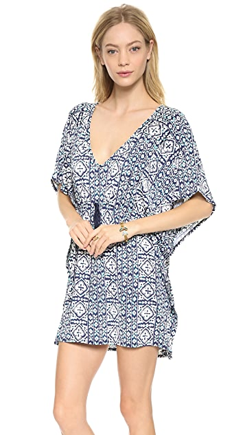 Nanette Lepore Mix & Mingle Tunic