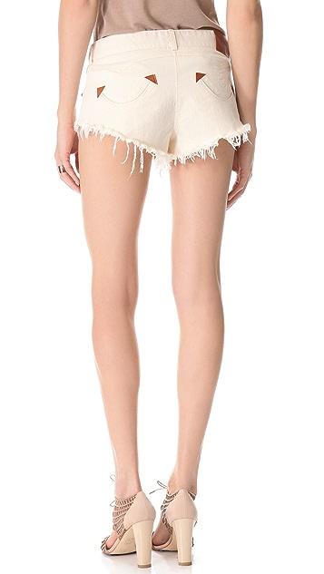 Nanushka Roz Shorts