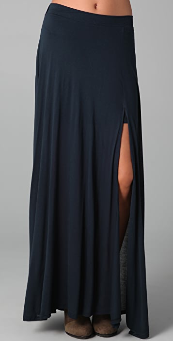 Nation LTD Versailles Long Skirt