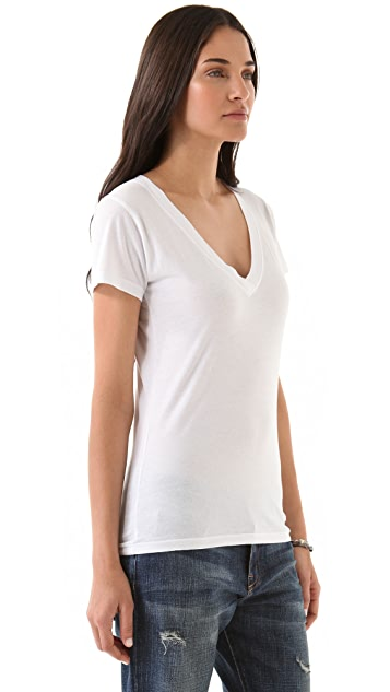 Nation LTD Classic V Neck Tee