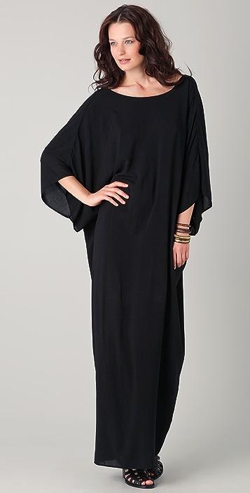 Nation LTD V Back Maxi Dress