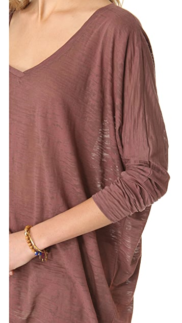 Nation LTD Emerald Bay Burnout Tunic