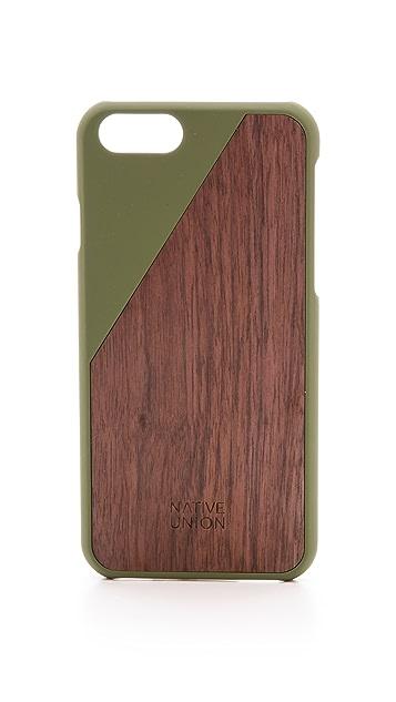 Native Union CLIC Wood iPhone 6 Case