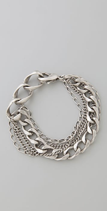 NCbis Chain Bracelet