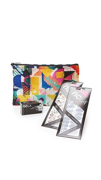 NCLA Top Down & Candy Wrap Nail Gift Set
